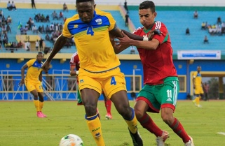 Blow for Rwanda as Bizimana is Suspended for Return Leg
