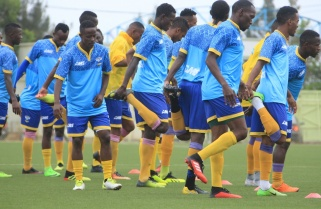 Rwanda Selects 26-man Squad for Cote d'Ivoire Clash