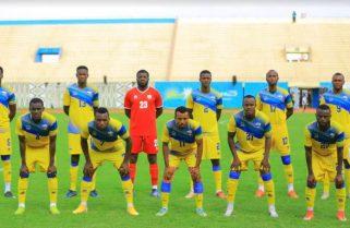 Vincent Mashami Names Final Squad For CHAN
