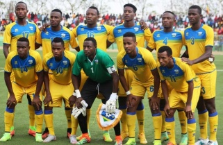 Amavubi Squad for CHAN Play-off Tie against Ethiopia Named