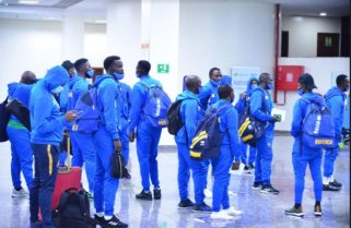 Rwanda Jet-Off To Cape Verde For Afcon Qualifiers