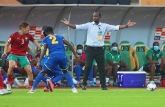 Coach Mashami Signs Contract Extension With Amavubi