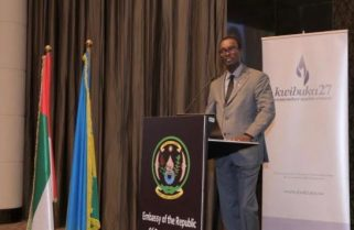 Renewed Call to Never Again As Rwandans in UAE Mark Kwibuka 27