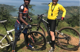 Rwanda Launches 11 Trails of Mountain Biking