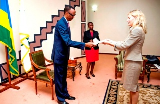 US Commits $180M to Support Rwanda's Development Plan