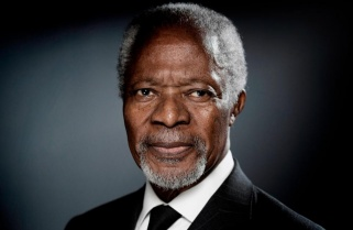 Former UN Secretary- General Kofi Annan Dead at Age 80