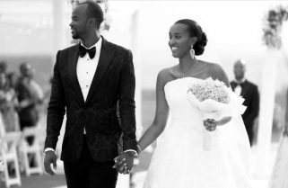 Kagame Announces the Birth of His Grandchild