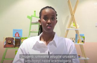 A Happy Mother: Ange Kagame Shares Parenting Tips on Developing Children's Brain Through Play
