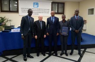 Rwandan Cadet Officers Win Global Prestigious Contest