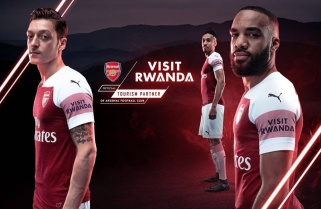 Arsenal FC, RDB Ink Deal to Promote Rwanda