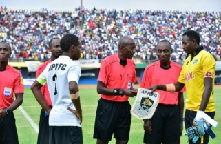 Rwandan Referee to Participate at AFCON in Zambia