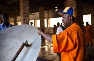 Rwanda Prisons Set Zero Firewood Target