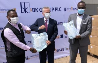 COVID-19: BK Group Plc Donates PPE for For Medical Personnel