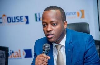 Regis Rugemanshuro is BK Group's New Executive Member