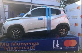 Bank Of Kigali Launches End Of Year Promotion 'Mu Munyenga Na Mastercard'