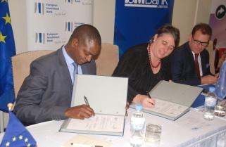 Rwandan SME's Get EIB Financing