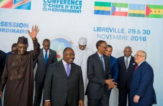 President Kagame Attends ECCAS Summit