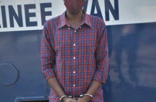 RIB Arrests Suspected Serial Rapist