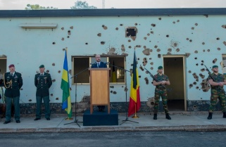 Resounding Memories of 10 Belgian Soldiers Killed During Genocide Against the Tutsi