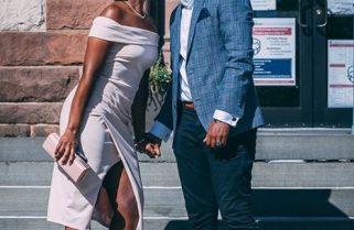 Actress Uwamahoro weds longtime boyfriend
