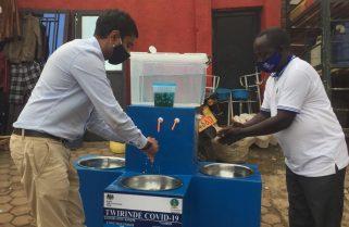 Rwanda Will Benefit From Covid-19 Vaccine- British High Commission