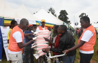 Merry Year International Brings New Hope for Maize Farmers