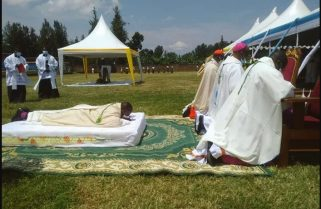 Cyangugu Diocese's Bishop Sinayobye Consecrated