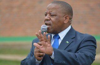 Former Governor Bosenibamwe Aimé Dies