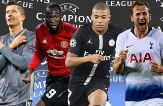 Man Utd draw PSG in Champions League, Liverpool to Face Bayern Munich