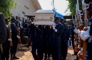 Funerals of Senator Bishagara Kagoyire Therese