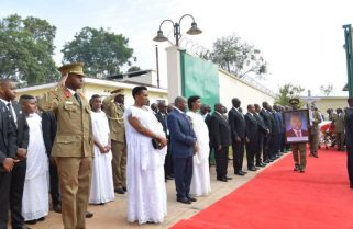 No Mourning for Burundian Refugees As President Nkurunziza Is Buried