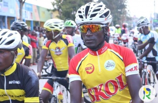 Byukusenge Wins Central Challenge Race