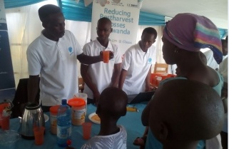 Mulindi Agri show: Meet Agriculture Students Fighting Malnutrition