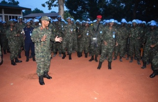 US Commends Rwanda on Peacekeeping, Progress