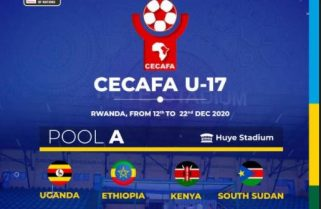 CECAFA U17: Seven Teams To Compete After Burundi, Sudan and Eritrea Withdrawals