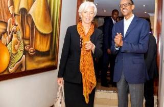 Can Rwanda Cut Biting Trade  Imbalance? Christine Lagarde Says YES