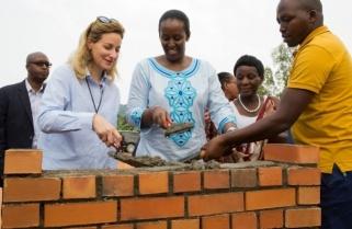 Imbuto, Tamari Foundations Partner to set up Children Centres