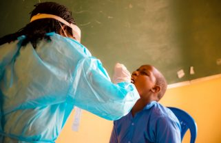 Rwanda Conducts COVID-19 Mass Testing in Schools