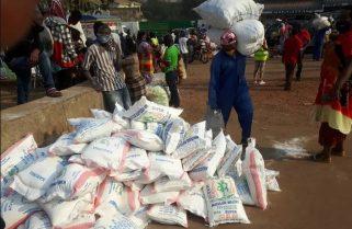 COVID-19: Traders at Loss As  Nyabugogo, Nyarugenge Markets Close