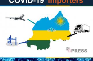 Rwanda Confirms 30 New COVID-19 Cases
