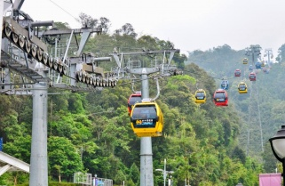 First Rwandan Cable Car for 2025