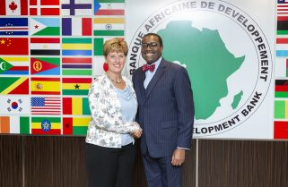 Canada, AfDB Sign CAD 133 Million Gender Lens Climate Fund for Africa