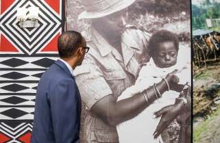 Who is the RPF Rebel and Baby in this Museum Photo? We Found Them