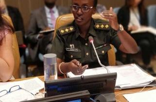 Women Peacekeepers Converge in Rwanda to Tell their Story