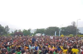 Kigali Car Free Day Focuses on Beating Bad Air