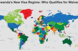 Rwanda's Visa Regime 2020