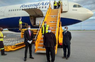 RwandAir Looks to Cargo for A Quick Turnaround