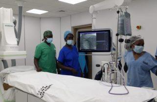 Rwanda Launches Rwf 800M 'Cardiac Cath Lab'