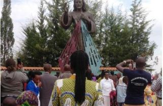 Catholic Church of Rwanda to Detect 'Fake Images' of Jesus on the Market