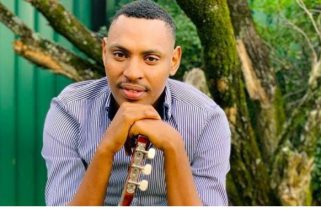 Gospel Star Charles Kagame Working On Maiden Album